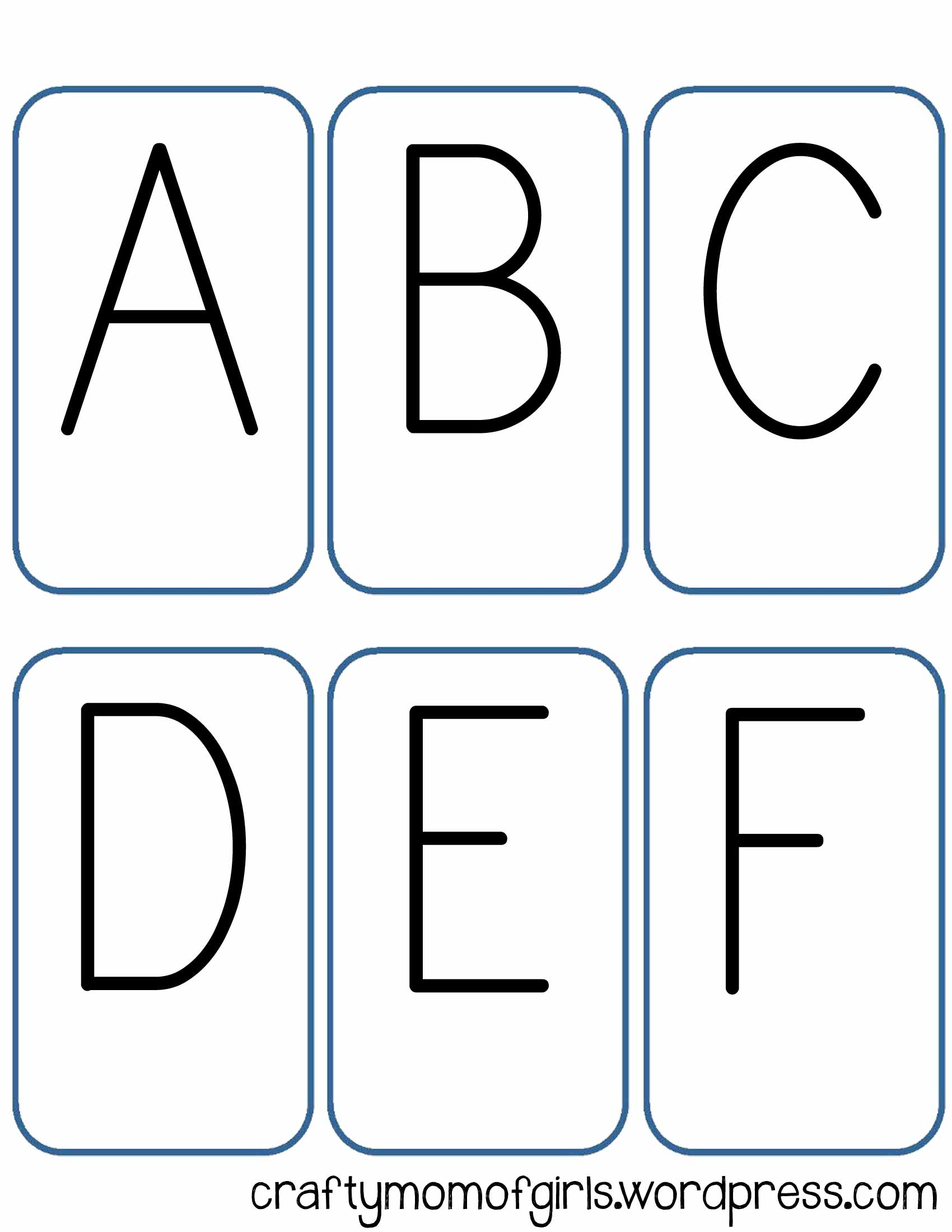 abc-a-f1 Template Card X In Letter Size on
